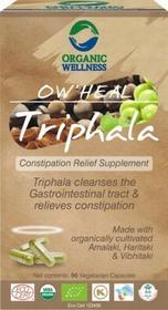 Organic Wellness Triphala Organic Wellnes Indie 90 Kapsułek 5361-59899_20161009211220