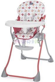 Chicco Krzesełko do karmienia Pocket Meal red) 12h