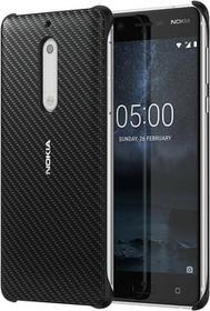 Nokia Carbon Fibre Design Case do 5 Onyx Black