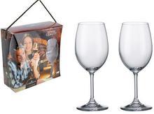 Zestaw 2 kieliszków do wina
