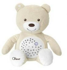 Chicco Miś z Projektorem Beżowy 080150