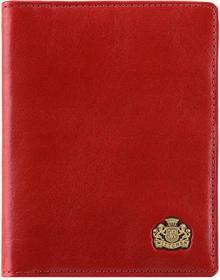 Wittchen 10-2-163-3 Etui na dokumenty czerwony
