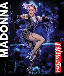 Rebel Heart Tour Blu-ray) Madonna