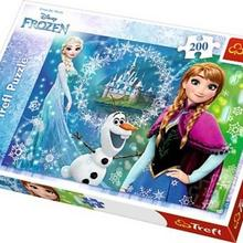 Trefl Moc sióstr Frozen 13207
