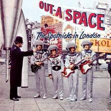 In London Out-A-Space CD) Spotnicks