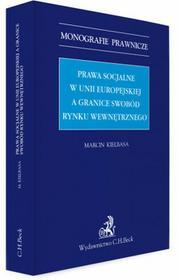 Kiełbasa Marcin Prawa socjalne w Unii Europejskiej a granice swobód rynku wewnętrznego - dostępny od ręki, natychmiastowa wysyłka