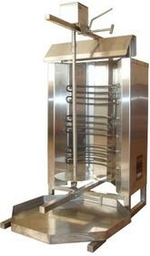 XXLselect Gyros (kebab) elektryczny Typ OGE-15KO | do 15kg | 450x600x(H)880mm | 3kW SOGE15KO