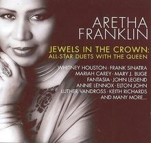 Jewels In The Crown All Star Duets CD) Franklin Aretha