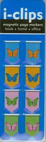 Zakładka Magnetyczna Motyle / wysyłka w 24h