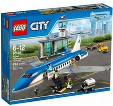 LEGO City Lotniskowy terminal pasażerski 60104
