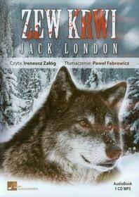 Aleksandria Zew krwi (audiobook CD) - Jack London