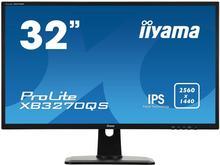iiyama xb3270qs-B180,01cm (31,5cala) monitor LED Czarny