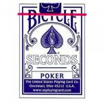 Bicycle Seconds Poker