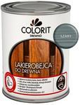 Colorit Lakierobejca do drewna  Drewno szara 0 75 l