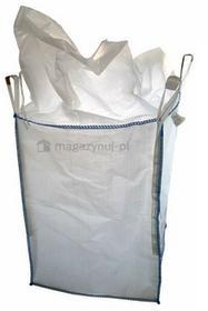 Wielkogabarytowy worek BIG BAG 11., 4 uchwyty, wym. 700x1100x1200 mm (Ładowność 500 kg)