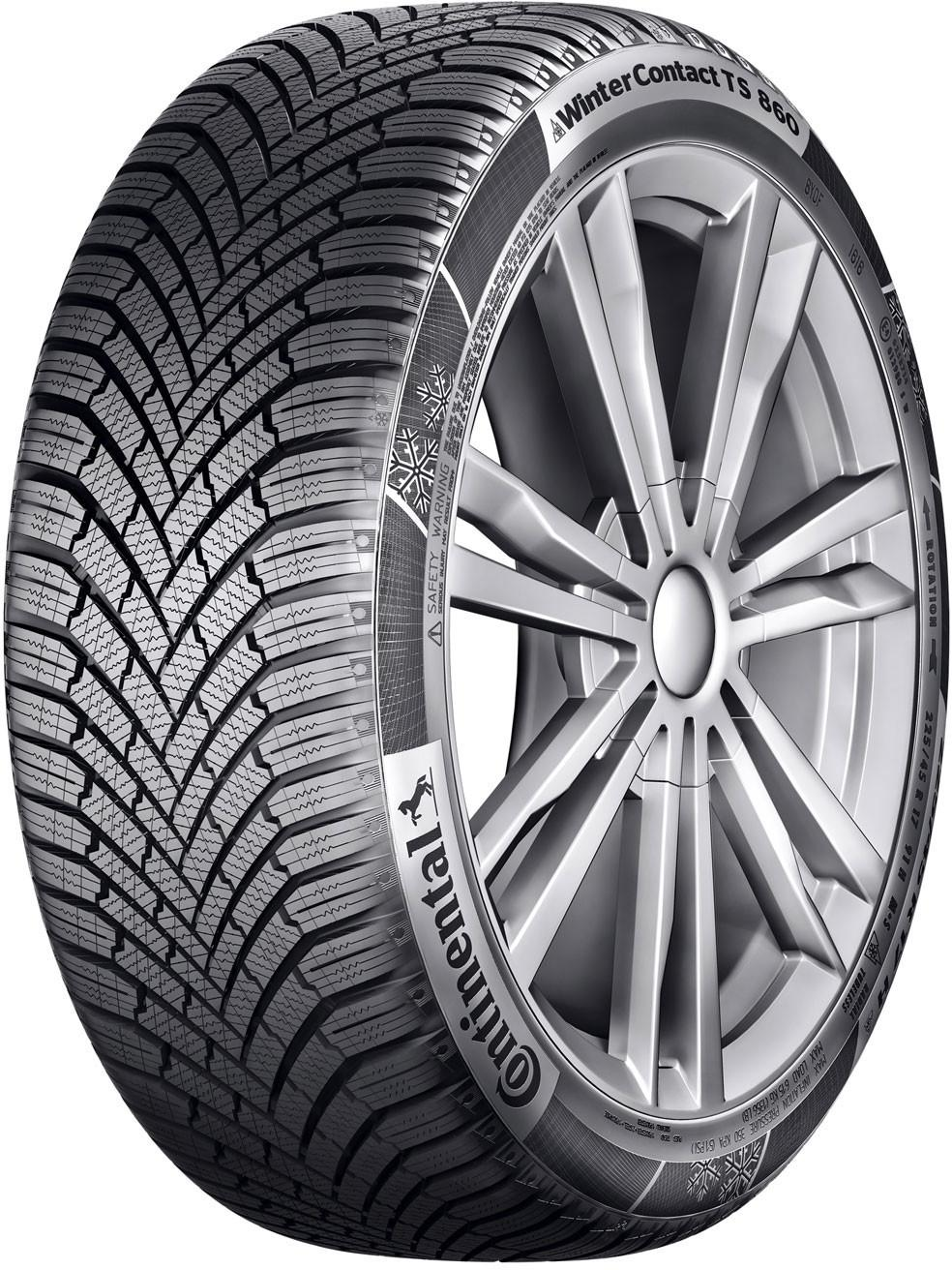 Continental WinterContact TS 860 205/55R16 91H
