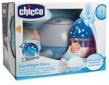 Chicco Projektor gwiazdek niebieski 24272