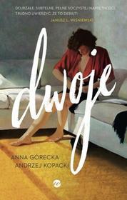 Wielka Litera Dwoje - Anna Górecka, Andrzej Kopacki