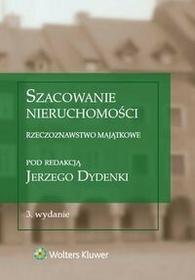 Wolters Kluwer Szacowanie nieruchomości - Jerzy Dydenko