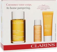 Clarins Clarins Tonic Body Treatment Oil zestaw dla kobiet 75299
