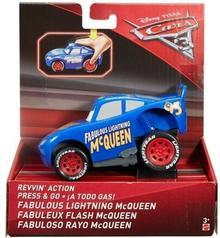 Mattel Auta Auto naciśnij i jedź Lightning McQueen