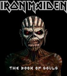 The Book Of Souls CD) Iron Maiden