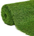 vidaXL Sztuczna trawa, 1x5 m/40 mm, zielona