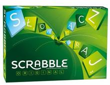 Mattel Gra - Scrabble Original