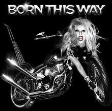 Lady Gaga Born This Way PL