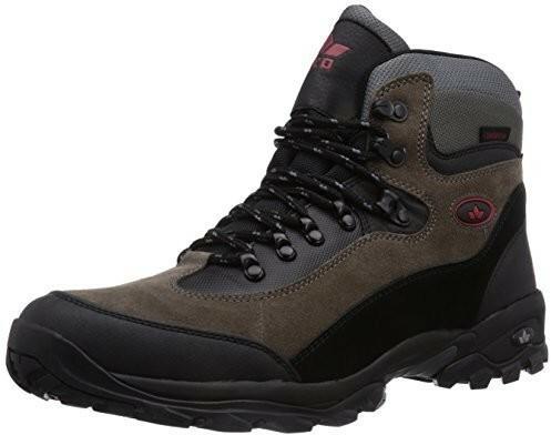 Lico Milan męskie buty do trekkingu i pieszych wędrówek -  czarny -  43 EU B00TYK5ZQ6