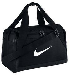 Nike Torba sportowa Brasilia XS Duff czarna BA5432 010)