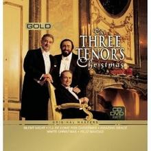 The Three Tenors Christmas CD) Jose Carreras Luciano Pavarotti Placido Domingo