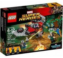 LEGO Marvel Super Heroes Atak Ravagera 76079