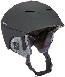 Alpina cheos kask narciarski, czarny, 52-56 cm 9058134
