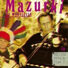 Mazurki do wynajęcia [Książka+CD] - Muzyka Odnaleziona