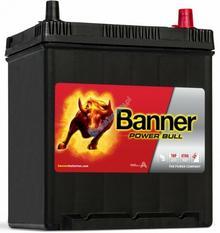 Banner POWER BULL P4025 12V 40 Ah 330 A P+