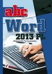 Helion ABC Word 2013 PL - Aleksandra Tomaszewska