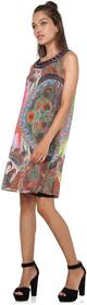 Desigual sukienka damska Marin 42 wielokolorowy