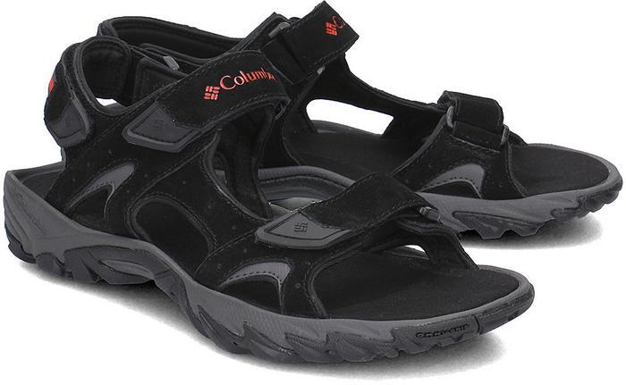 Columbia Santiam 3 Strap - Sandały Męskie - BM4625-010 BM4625-010 – ceny 4e6840f695