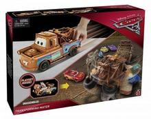 Mattel CARS 3 Rozkładane Auta Zlomek