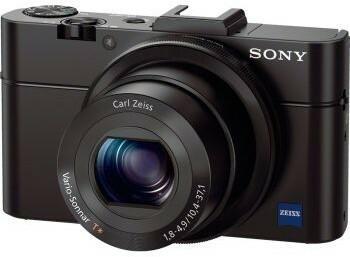 Sony DSC-RX100 II czarny