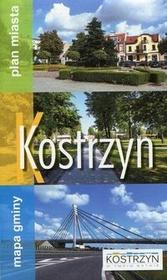 Kostrzyn mapa gminy 1:10 000 - BiK