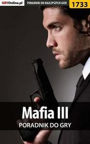 """Mafia III poradnik do gry Jacek """"Stranger"""" Hałas EPUB)"""