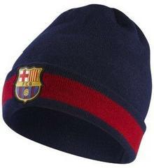 Nike Czapka FC Barcelona - Niebieski FCB427-999