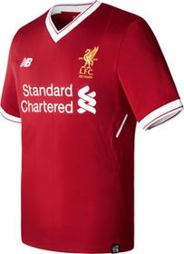 New Balance Koszulka Liverpool LFC Home Kit Jr