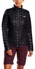 The North Face W Thermoball Jacket - Eu damska kurtka ze sztucznego puchu, czarny, XS T0CUC6JK3. XS