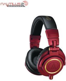 Audio-Technica ATH-M50X-RD czerwone