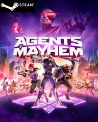 Agents of Mayhem + DLC STEAM