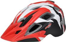AXER r Sport Kask Rowerowy Axer Sport Setto Red In Mold (Rozmiar S)