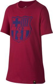 Nike KOSZULKA FC BARCELONA B NK CREST 859192 620